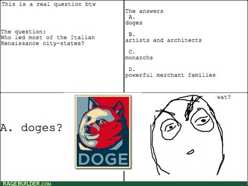 doge,school,history