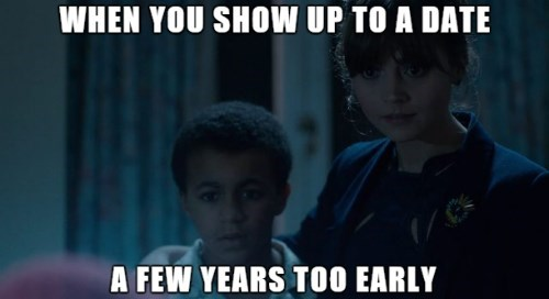 A Little Eager, Clara?