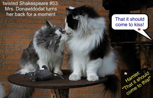 twisted Shakespeare #53: Mrs. Donawtdodat turns her back for a moment