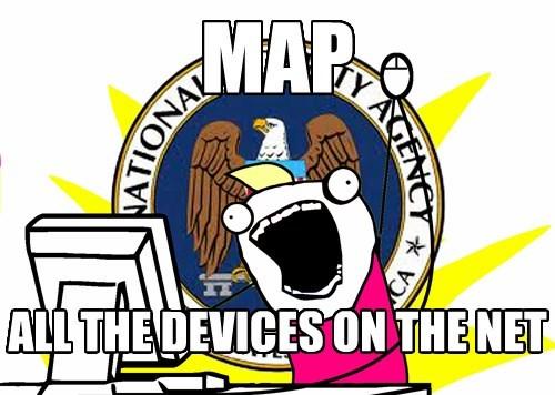 "Aaarrr... Where Be This NSA ""Treasure Map""?"