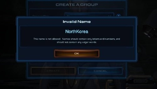 New Vulgar Word According to StarCraft II