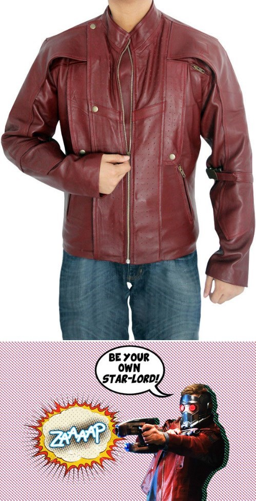 Get Your Own Star-Lord Jacket