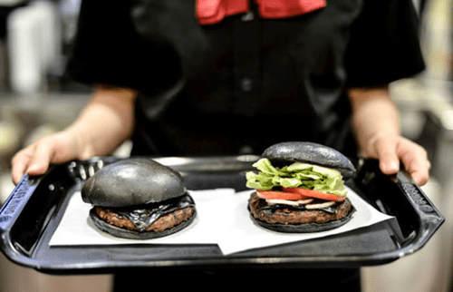 Japanese Burger King Joints Are Selling Burgers That Are as Black as the Night Itself