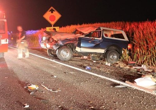 This Car Crash Was Caused by a Teen Lighting the Driver's Armpit Hair on Fire. You Read That Right.