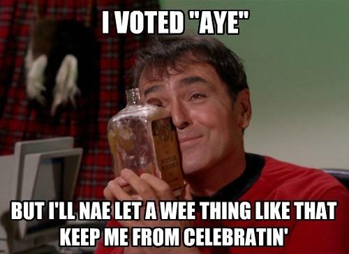 Scotch Pride