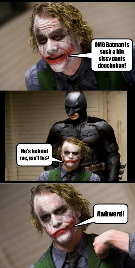 The Dark Knight Surprises