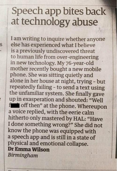siri,phone,parentbook,old people,failbook