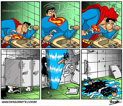 Batman vs Superman: Dawn of Pranks