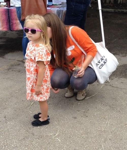 parenting,purse,poorly dressed