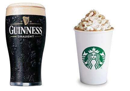 Starbucks Is Making Beer Flavored Coffee?