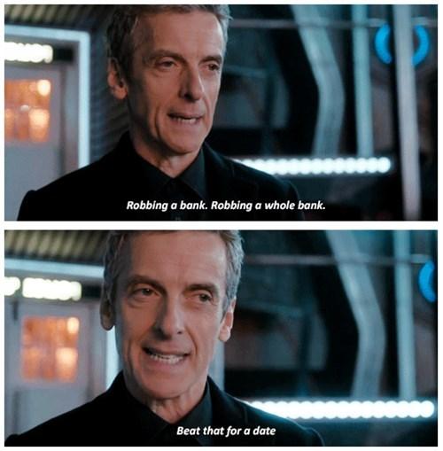 Jealous, Doctor?