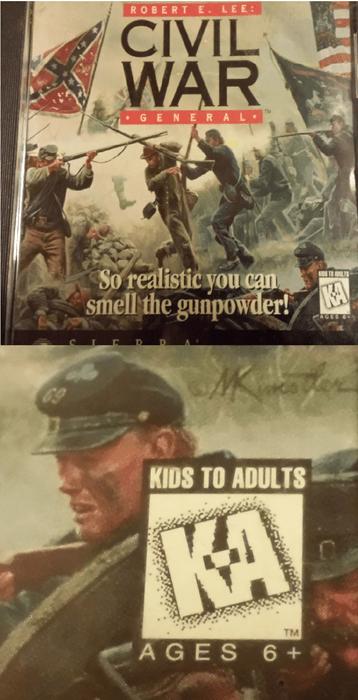 civil war,kids,video games,ratings