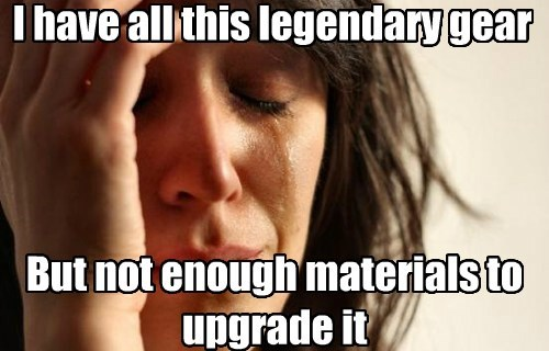 First World Destiny Problems
