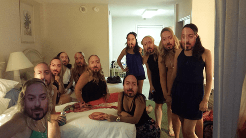 Bachelorette Parties Are Getting Weird.