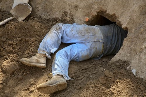 Man Digs Tunnel From House to Pub to Get Away From Wife Snoring