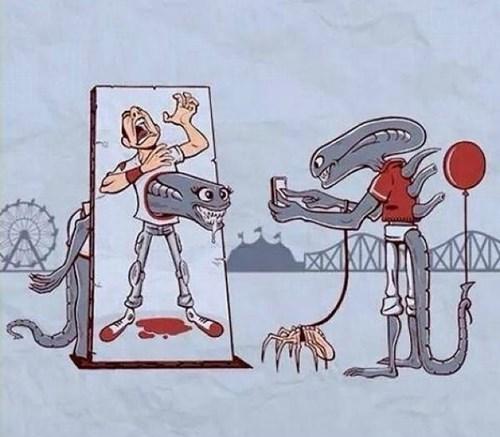 Alien Theme Park