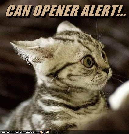 CAN OPENER ALERT!..