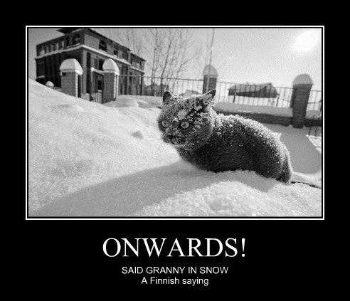 ONWARDS!