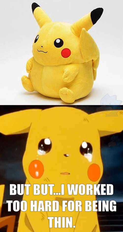 Pikachu's Real Size Really Looks Like He Did in the '90s
