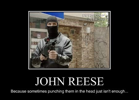 Demotivational Reese