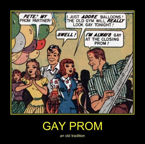 GAY PROM