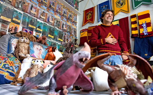 This Guy Loves Harry Potter Way More Than You Do