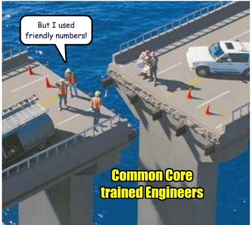 Common Core  trained Engineers
