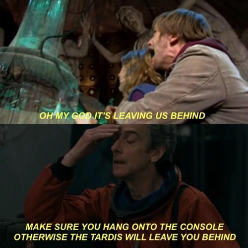 12th Doctor,dont-blink,tardis