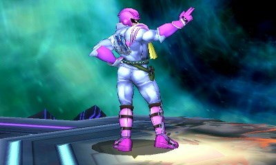 Stupid Sexy Captain Falcon