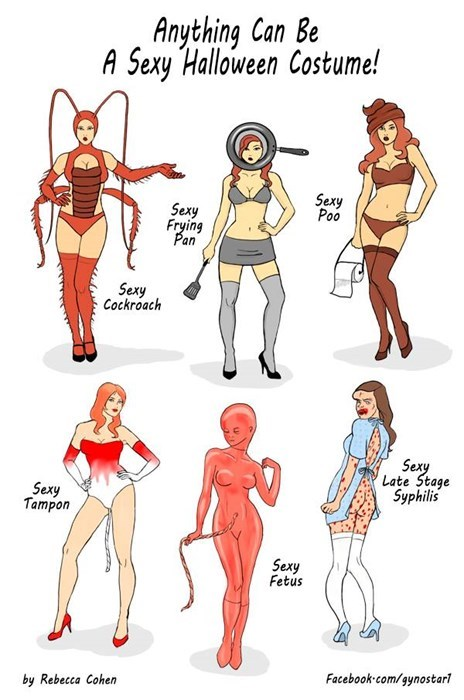 Some Great Ideas For Halloween Costumes