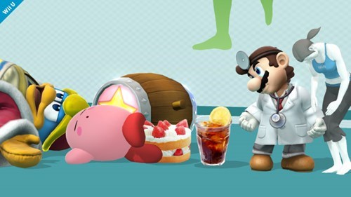 wii fit trainer,Dr Mario