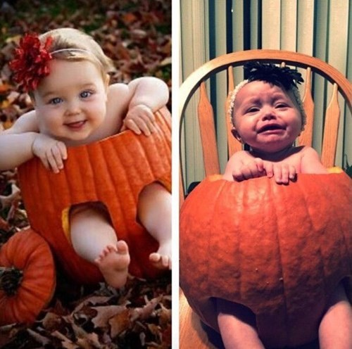 baby,Close Enough,pumpkins,parenting