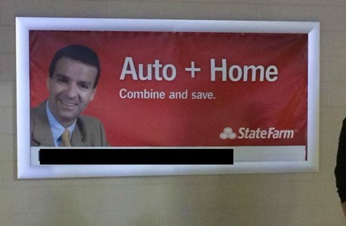 advertisement,insurance,monday thru friday,live in your car