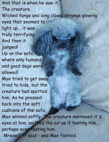 The Creature - a scary story.