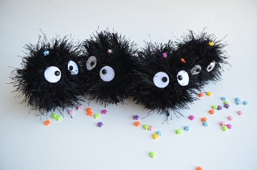 Super Cute Soot Sprites
