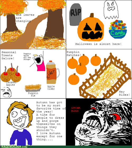 all the things,autumn,bugs,food,fall
