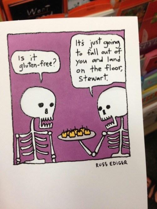 No Bones About This Diet