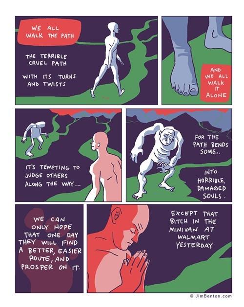driving,path,life,web comics