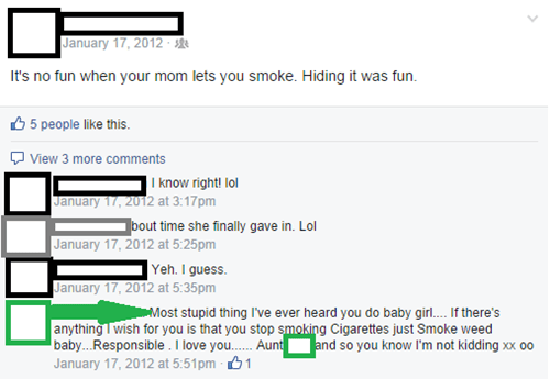drugs,kids these days,parenting,smoking