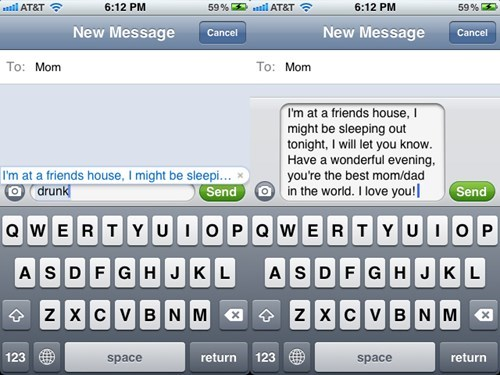 Every College Student Needs This Auto-Correct