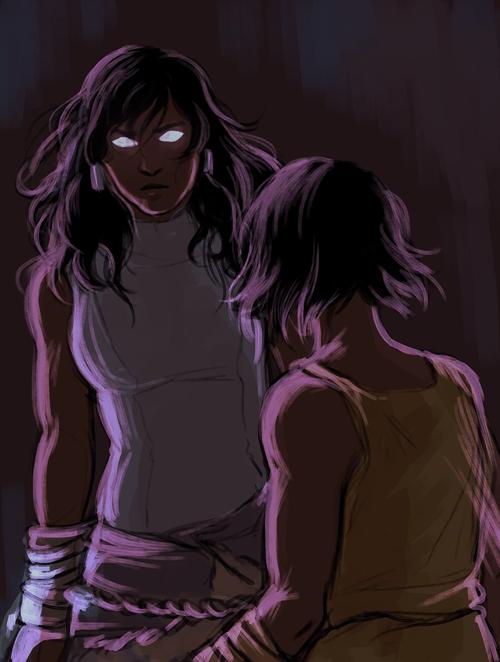 Damn Self, You Lookin Spooky