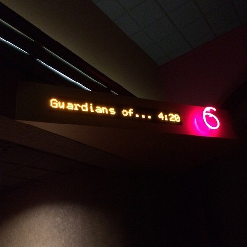 """Anybody Have Any """"Groot"""" for This Showing?"""