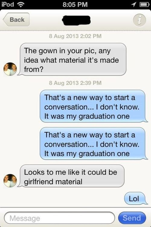 Now That's a Solid Opener