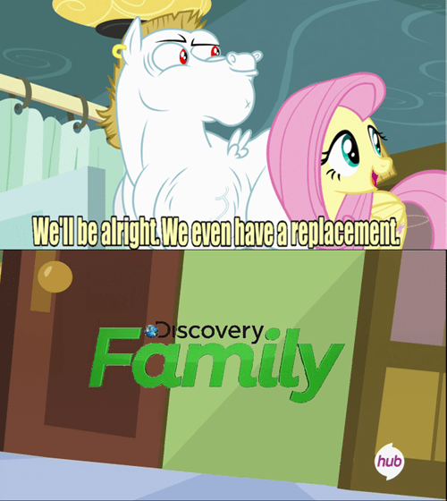 Will We, Fluttershy? Will We?