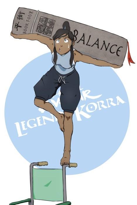 Working on That Balance