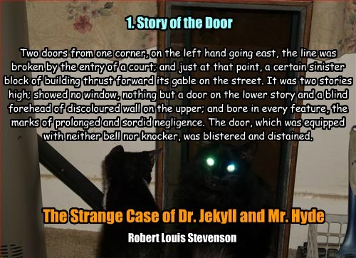 1. Story of the Door