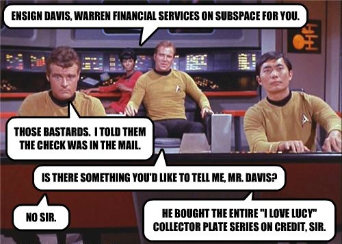 ENSIGN DAVIS, WARREN FINANCIAL SERVICES ON SUBSPACE FOR YOU.