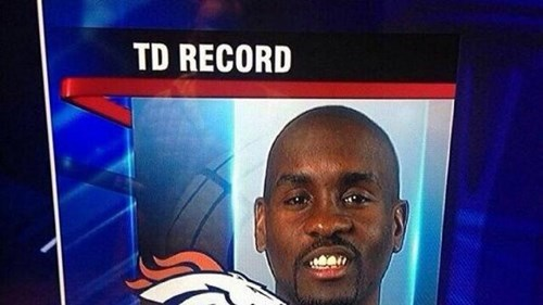 A Seattle News Station Confused Peyton Manning With Gary Payton After Manning's Record Breaking Evening Last Night