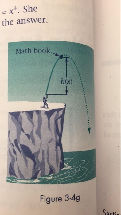 Using Textbooks to Solve Math Problems