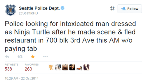 The Seattle Police Department Has a Radical Encounter